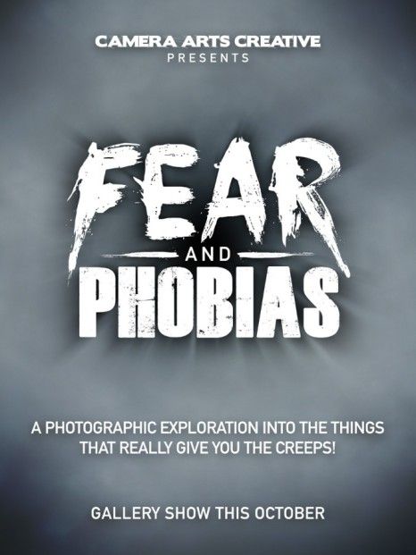 Jeff Zoet, fear and phobias, poster